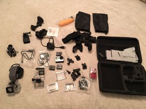 GoPro Hero 4 Bundle for Sale in Alexandria, VA