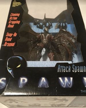 Spawn Movie Action Figures Lot / McFarlane Toys / NO OFFERS for Sale in Las Vegas, NV