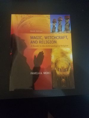 Magic, Witchcraft, and Religion textbook for Sale in West Covina, CA