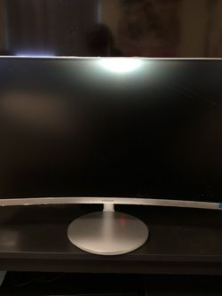 SAMSUNG 27inch Curved monitor for Sale in Oakley,  CA