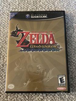 Nintendo GameCube The Legend Of Zelda: The Wind Waker for Sale in Happy Valley,  OR