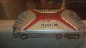 Sony Xplode 1000 watt Amp for Sale in Puyallup, WA