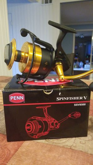 Pen spin Fisher 8500 fishing reel for Sale in Anaheim, CA