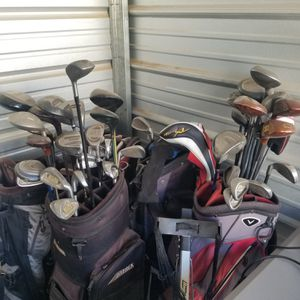 Golf Club and Bags Ping, Taylor Made, Callaway, Nike and more for Sale in Fresno, CA