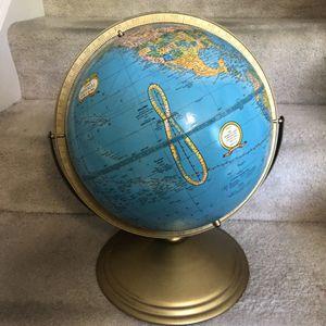 Large World Globe by Crams Imperial for Sale in Glen Allen, VA