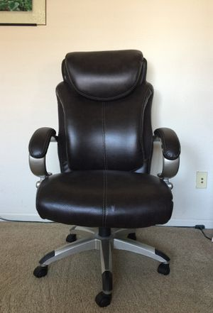 Office Chair, Brown for Sale in Santa Clara, CA