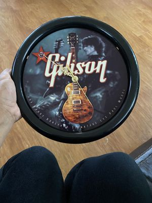 Gibson Clock for Sale in Salinas, CA