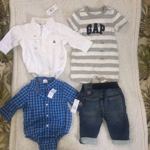 New Baby Gap Clothes 3-6months All New !! for Sale in Long Beach, CA