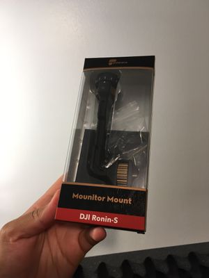 Polar Pro monitor mount for Ronin S for Sale in Daly City, CA