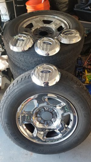 """17"""" rims and tire for Sale in Glendale, AZ"""