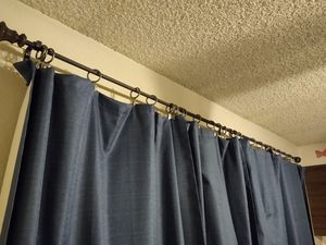 Thermal curtains for sliding door for Sale in Gig Harbor, WA