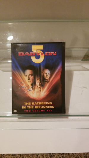 Babylon 5 The gathering, in the beginning... And Star Wars : Rogue One for Sale in Seymour, CT