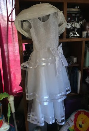 Baptism / first communion dress bautizo/primera comunión vestido for Sale in Riverside, CA