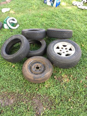 Tires and rims for Sale in Winter Park, FL