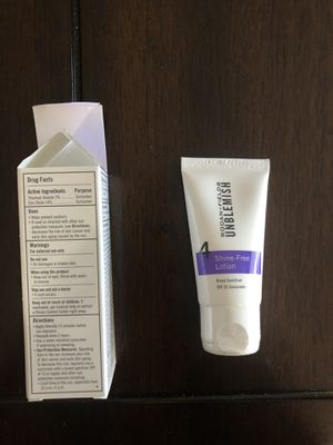 Rodan + Fields Unblemished Shine-Free Lotion for Sale in Fontana, CA