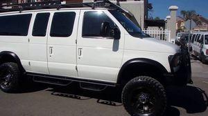 2009 4x4 e350 van for Sale in Salt Lake City, UT