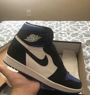 Jordan 1 Retro High Royal Toe Size 10.5 DS for Sale in Los Angeles, CA