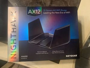 Nighthawk AX12 for Sale in Elk Grove, CA