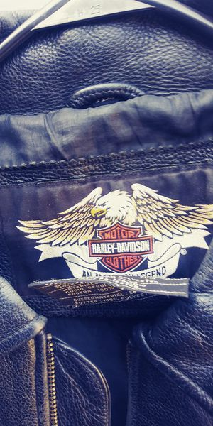 Harley leather jacket for Sale in Portland, OR