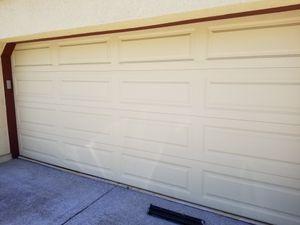Garage door 16×7 for Sale in Modesto, CA