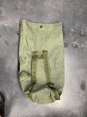 Large Military Duffle Bag Backpack for Sale in Pembroke Pines, FL