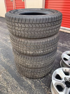 Set of 4 tires - Solarus HT 265/70/17 for Sale in Prospect Heights, IL