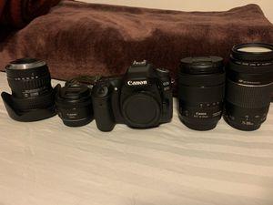 Canon DSLR Camera for Sale in Oakland, CA