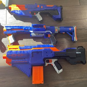 Nerf Gun Lot for Sale in Hollywood, FL
