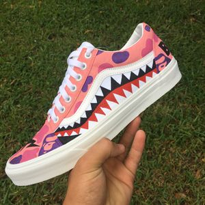Custom Bape Vans for Sale in Miami, FL