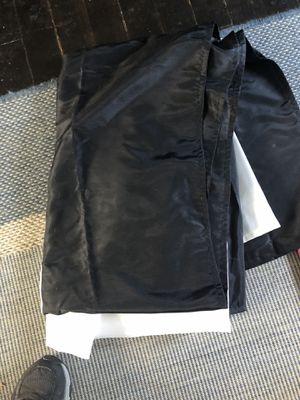 Full Size black bed skirt for Sale in Annandale, VA
