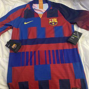 FCB Barcelona Vaporknit Nike 20th Anniversary Soccer Jersey for Sale in Richmond, CA