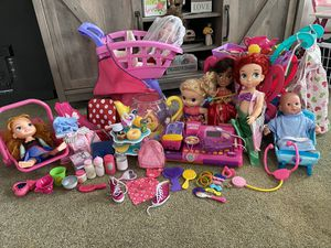 Girl toys for Sale in Worcester, MA