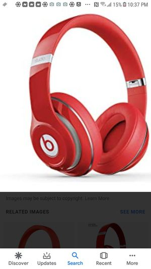RED BEAT BY DRE HEADPHONE for Sale in Minneapolis, MN