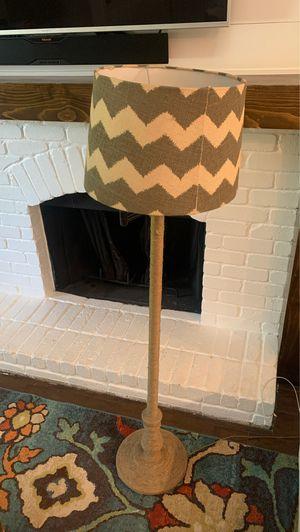 Floor lamp for Sale in Lewisville, TX
