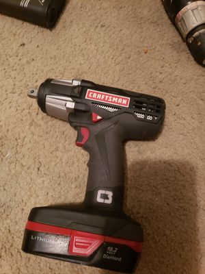 Craftsman half inch hammer drill for Sale in Bloomington, IN