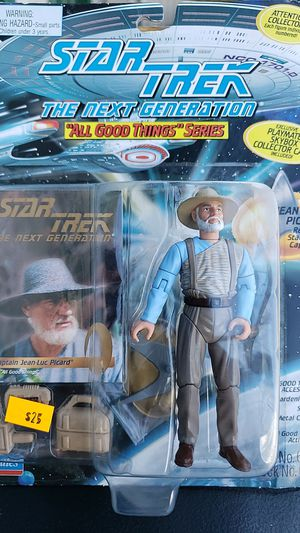 COLLECTIBLE STAR TREK ACTION FIGURE for Sale in City of Industry, CA