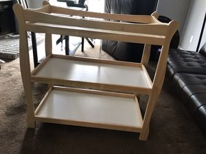 Baby changing table for Sale in Lancaster, TX