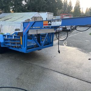 Gooseneck Trailer, Forklift Trailer, Scissor Lift Trailer for Sale in Auburn, WA