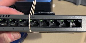 Netgear GS308 Network Switch for Sale in Chula Vista, CA