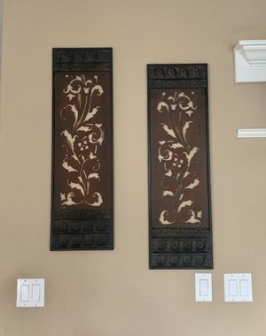 Metal Wall Decor for Sale in Houston, TX