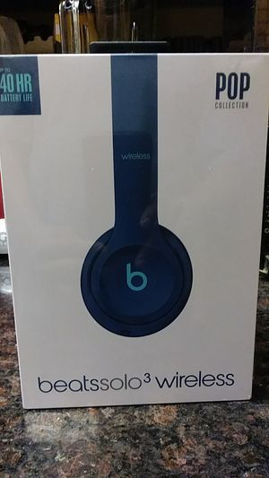 beatssolo3 wireless for Sale in Lancaster, CA