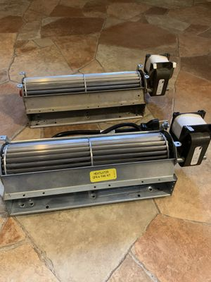 Fan and motor assembly for Sale in Washington, PA