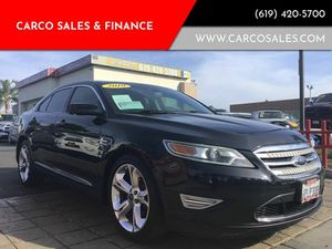 2010 Ford Taurus for Sale in Chula Vista, CA