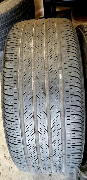 4 Continental tires 235/40r19 for Sale in Phoenix, AZ
