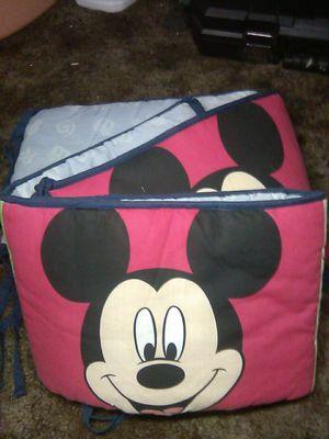 Disneys Mickey & Friends Crib Bumper for Sale in San Jose, CA