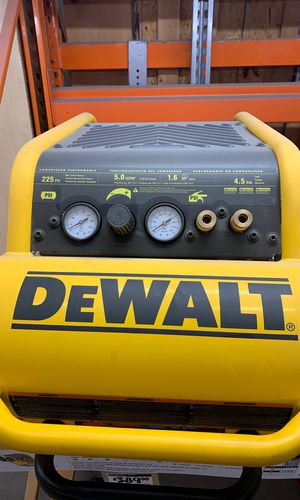 Dewalt air compressor for Sale in Milton, MA