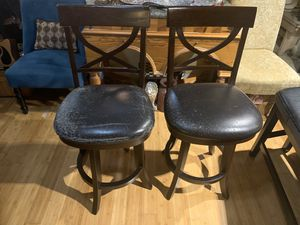 * ASHLEY* Bar—Pub height CHAIR & BENCHES ( See details below) for Sale in Melbourne, FL