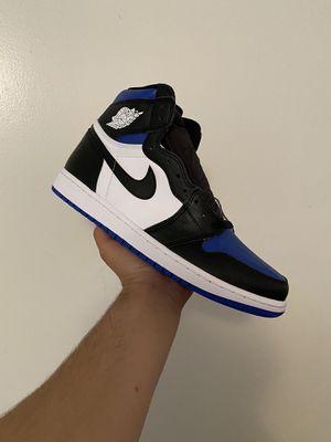 Jordan 1 Royal Toe for Sale in Lynwood, CA