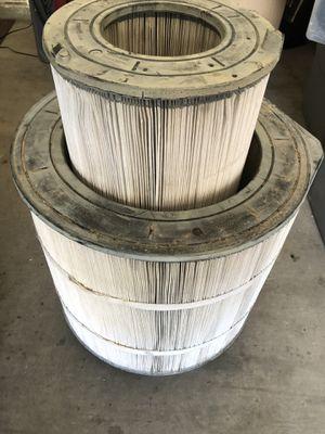 Used —- Pentair S8M500 Sta-Rite System 3 Pool Filter Cartridge for Sale in Las Vegas, NV