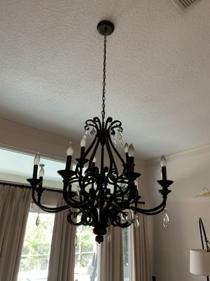 """Chandelier 46"""" for Sale in Lake Mary, FL"""